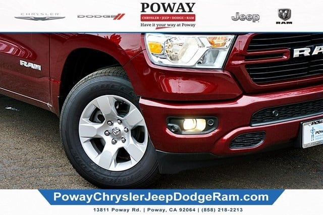2019 Ram 1500 Crew Cab 4x2,  Pickup #C16813 - photo 4