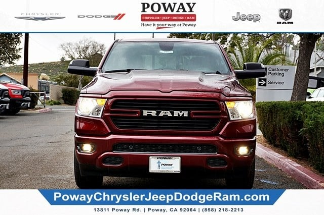 2019 Ram 1500 Crew Cab 4x2,  Pickup #C16813 - photo 5