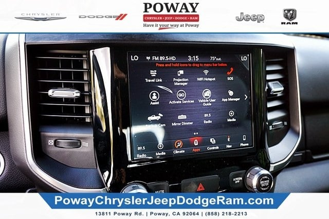 2019 Ram 1500 Crew Cab 4x4,  Pickup #C16829 - photo 33