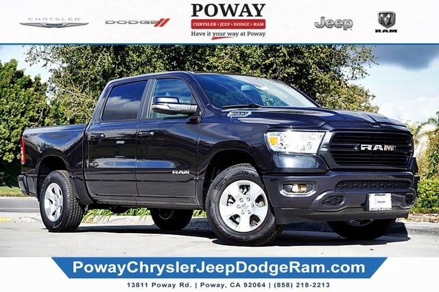 2019 Ram 1500 Crew Cab 4x4,  Pickup #C16829 - photo 1