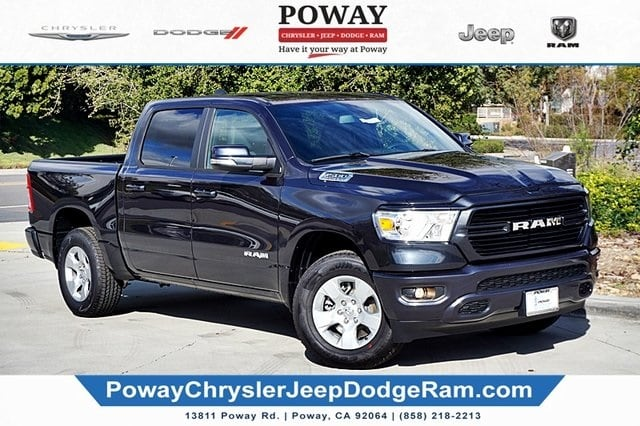 2019 Ram 1500 Crew Cab 4x4,  Pickup #C16829 - photo 3