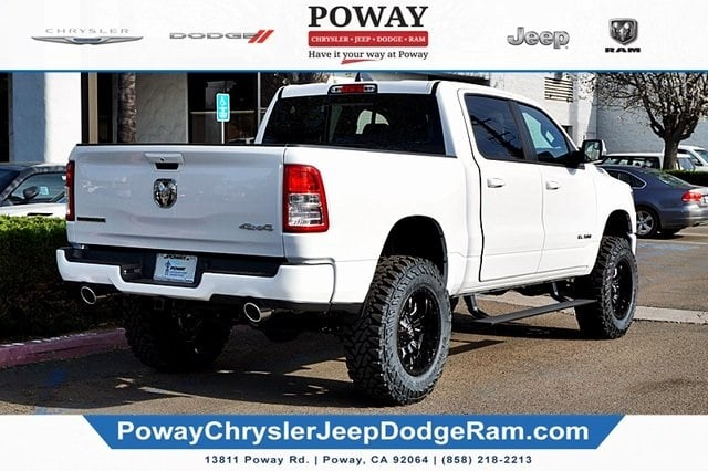 2019 Ram 1500 Crew Cab 4x4,  Pickup #C16836 - photo 2