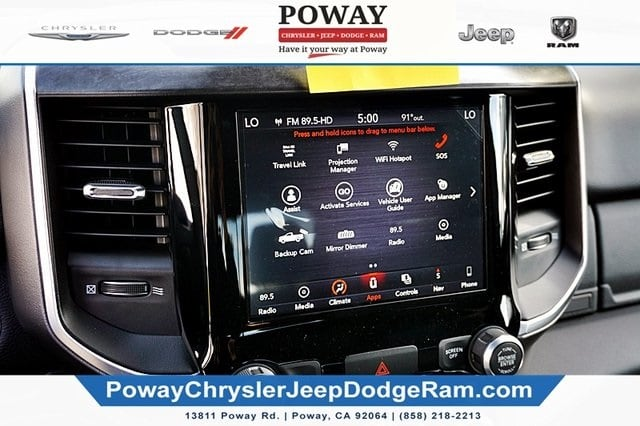 2019 Ram 1500 Crew Cab 4x4,  Pickup #C16836 - photo 34