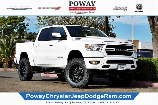 2019 Ram 1500 Crew Cab 4x4,  Pickup #C16836 - photo 1