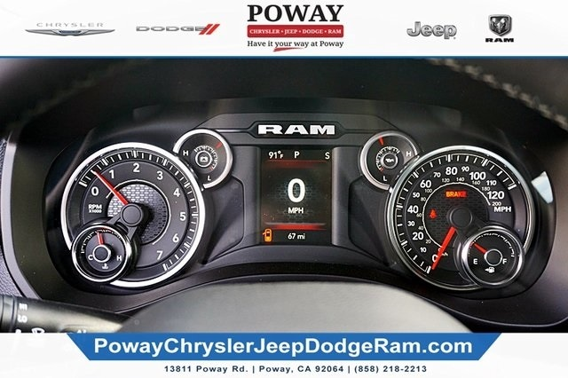 2019 Ram 1500 Crew Cab 4x4,  Pickup #C16836 - photo 42