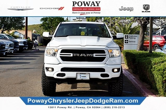 2019 Ram 1500 Crew Cab 4x4,  Pickup #C16836 - photo 5