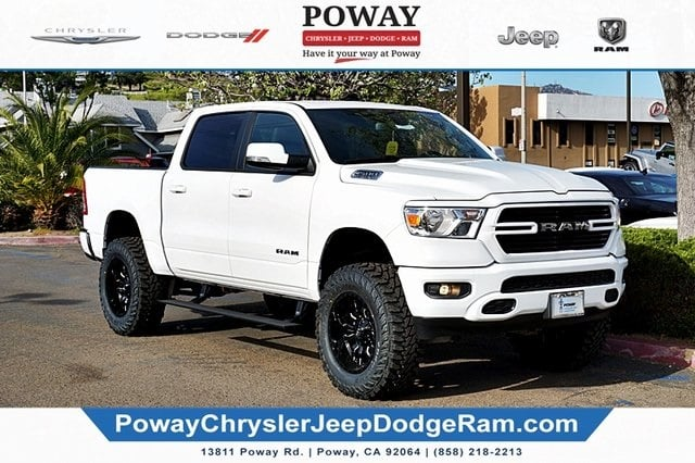 2019 Ram 1500 Crew Cab 4x4,  Pickup #C16836 - photo 6