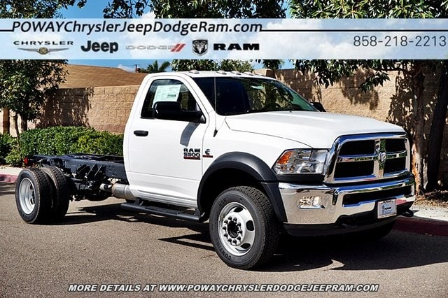 2018 Ram 5500 Regular Cab DRW 4x2,  Cab Chassis #C16844 - photo 5