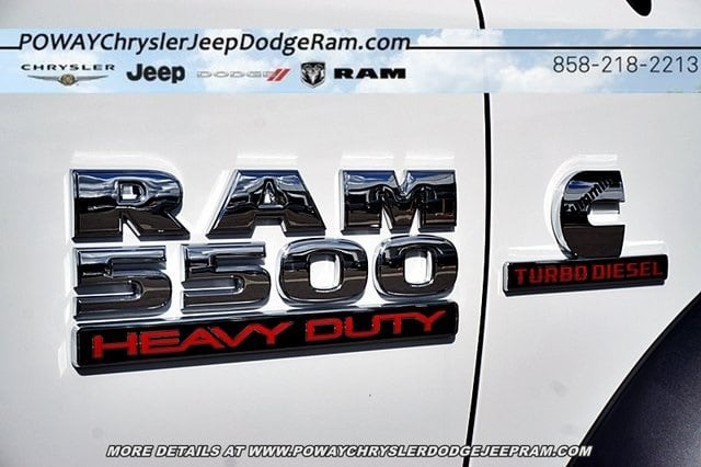 2018 Ram 5500 Regular Cab DRW 4x2,  Cab Chassis #C16844 - photo 7
