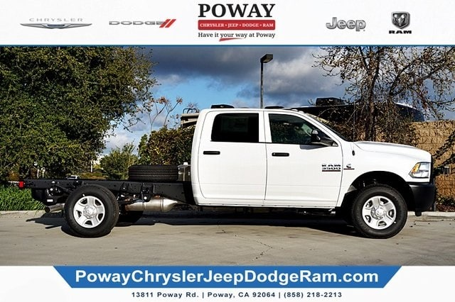 2018 Ram 3500 Crew Cab 4x2,  Cab Chassis #C16853 - photo 5