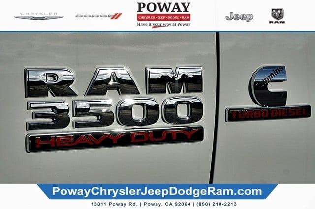 2018 Ram 3500 Crew Cab 4x2,  Cab Chassis #C16853 - photo 7