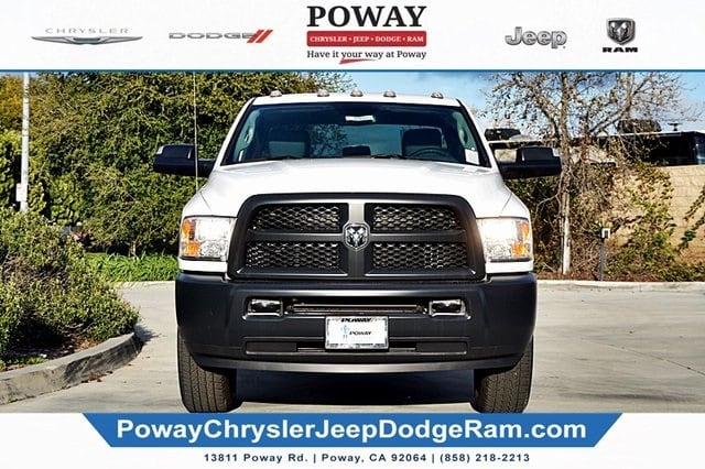 2018 Ram 3500 Crew Cab 4x2,  Cab Chassis #C16853 - photo 9