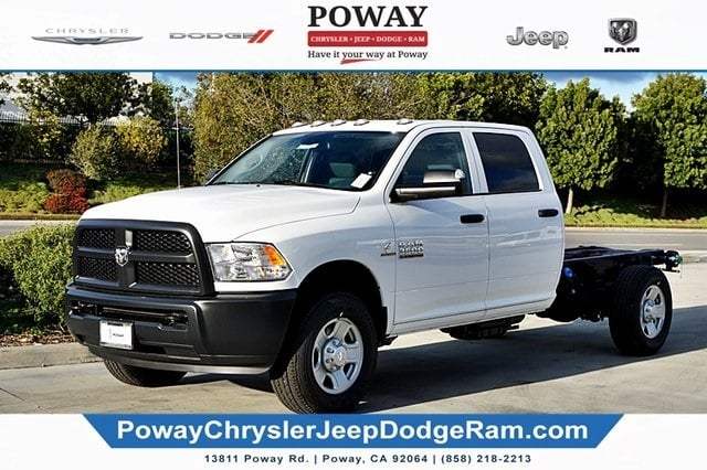 2018 Ram 3500 Crew Cab 4x2,  Cab Chassis #C16853 - photo 10