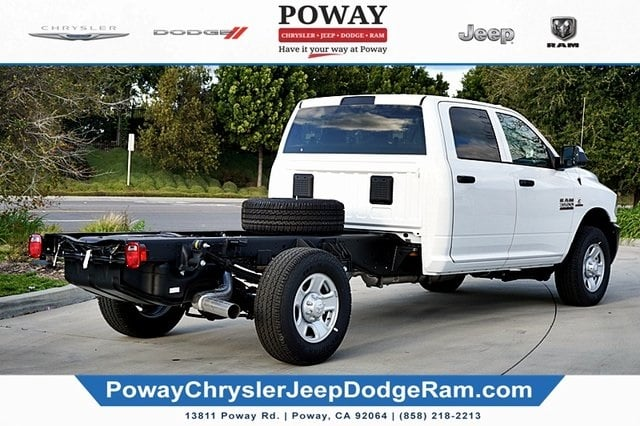 2018 Ram 3500 Crew Cab 4x2,  Cab Chassis #C16853 - photo 2