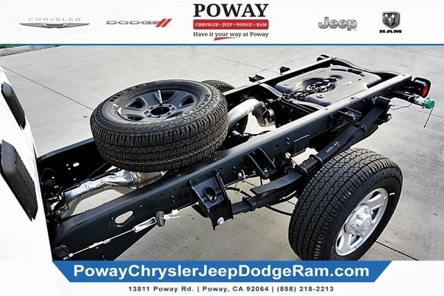 2018 Ram 3500 Crew Cab 4x2,  Cab Chassis #C16853 - photo 12
