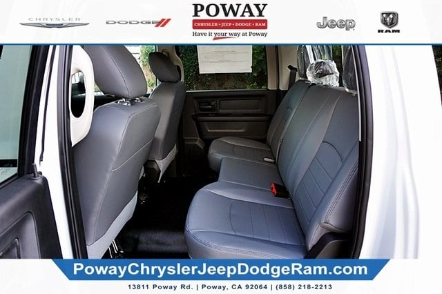 2018 Ram 3500 Crew Cab 4x2,  Cab Chassis #C16853 - photo 19