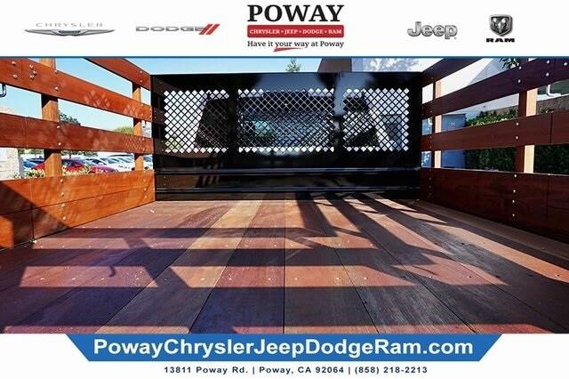 2018 Ram 3500 Crew Cab 4x2,  Custom Truck Body & Equipment Stake Bed #C16853 - photo 9