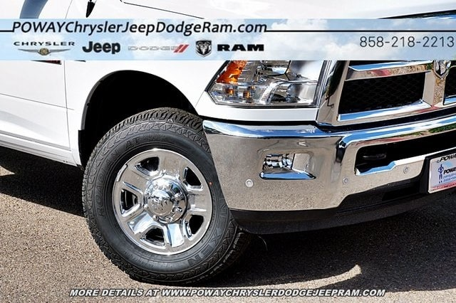 2018 Ram 3500 Crew Cab 4x4,  Cab Chassis #C16857 - photo 4