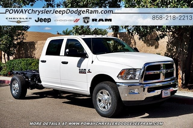 2018 Ram 3500 Crew Cab 4x4,  Cab Chassis #C16857 - photo 5