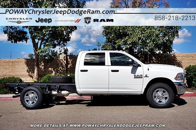 2018 Ram 3500 Crew Cab 4x4,  Cab Chassis #C16857 - photo 6