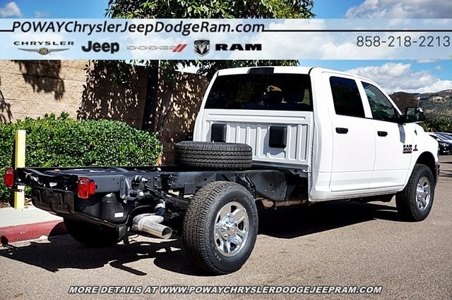2018 Ram 3500 Crew Cab 4x4,  Cab Chassis #C16857 - photo 1