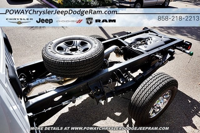 2018 Ram 3500 Crew Cab 4x4,  Cab Chassis #C16857 - photo 13