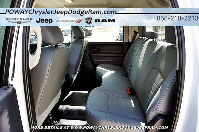 2018 Ram 3500 Crew Cab 4x4,  Cab Chassis #C16857 - photo 16
