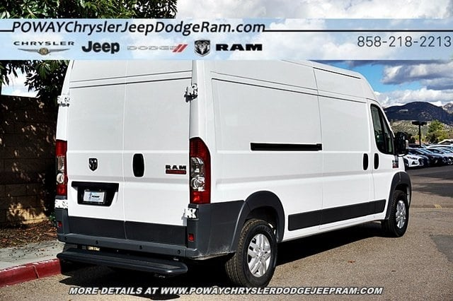 2018 ProMaster 2500 High Roof FWD,  Empty Cargo Van #C16863 - photo 9