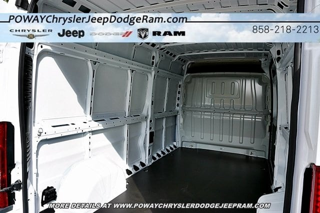 2018 ProMaster 2500 High Roof FWD,  Empty Cargo Van #C16863 - photo 18