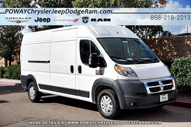 2018 ProMaster 2500 High Roof FWD,  Empty Cargo Van #C16863 - photo 5