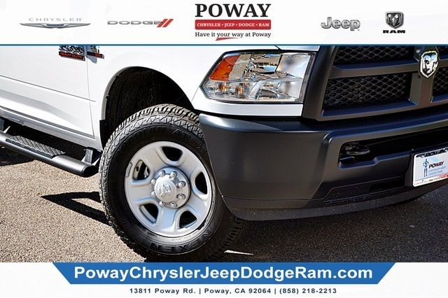 2018 Ram 3500 Regular Cab 4x2,  Cab Chassis #C16880 - photo 4