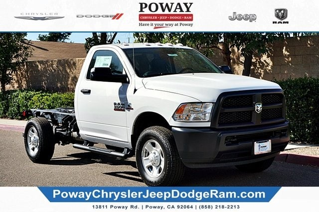 2018 Ram 3500 Regular Cab 4x2,  Cab Chassis #C16880 - photo 5