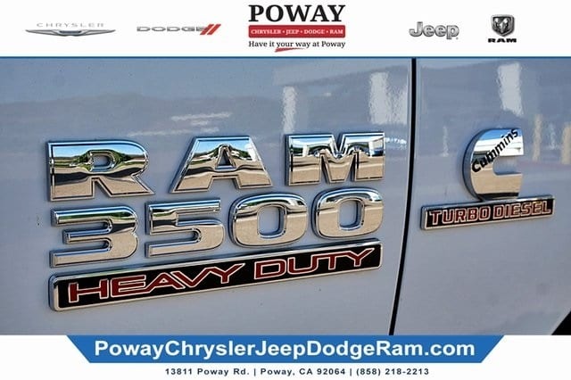 2018 Ram 3500 Regular Cab 4x2, Scelzi Signature Service Body #C16880 - photo 8