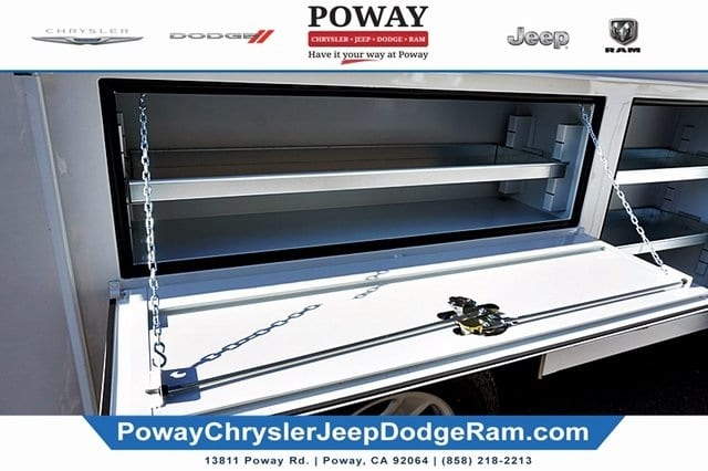 2018 Ram 3500 Regular Cab 4x2, Scelzi Signature Service Body #C16880 - photo 17