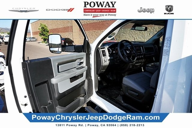 2018 Ram 3500 Regular Cab 4x2, Scelzi Signature Service Body #C16880 - photo 32