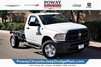 2018 Ram 3500 Regular Cab 4x2,  Cab Chassis #C16880 - photo 3