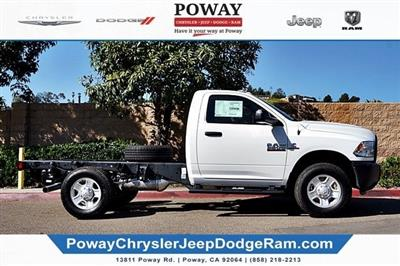 2018 Ram 3500 Regular Cab 4x2,  Cab Chassis #C16880 - photo 6