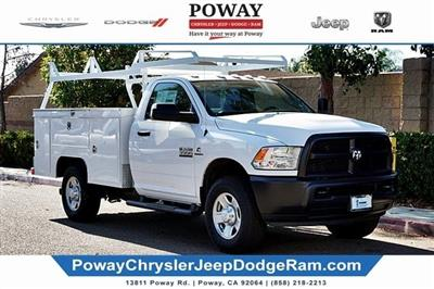 2018 Ram 3500 Regular Cab 4x2, Scelzi Signature Service Body #C16880 - photo 5