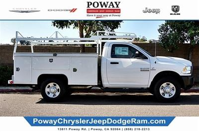 2018 Ram 3500 Regular Cab 4x2, Scelzi Signature Service Body #C16880 - photo 6