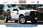2018 Ram 3500 Regular Cab 4x2,  Cab Chassis #C16880 - photo 1
