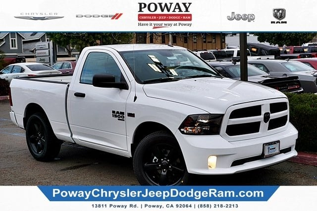 2019 Ram 1500 Regular Cab 4x2,  Pickup #C16888 - photo 4
