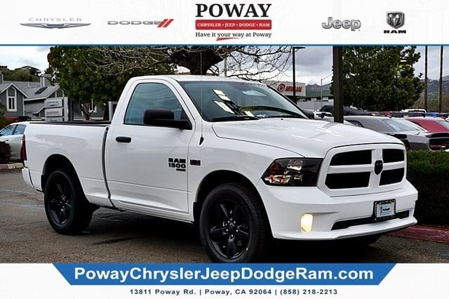 2019 Ram 1500 Regular Cab 4x2,  Pickup #C16888 - photo 6