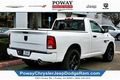 2019 Ram 1500 Regular Cab 4x2,  Pickup #C16888 - photo 2