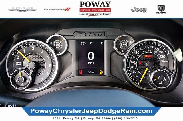 2019 Ram 1500 Crew Cab 4x2,  Pickup #C16895 - photo 35