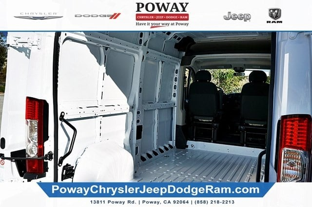 2019 ProMaster 1500 High Roof FWD,  Empty Cargo Van #C16897 - photo 1