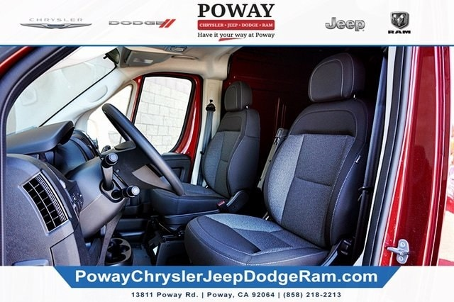 2019 ProMaster 2500 High Roof FWD,  Empty Cargo Van #C16910 - photo 21