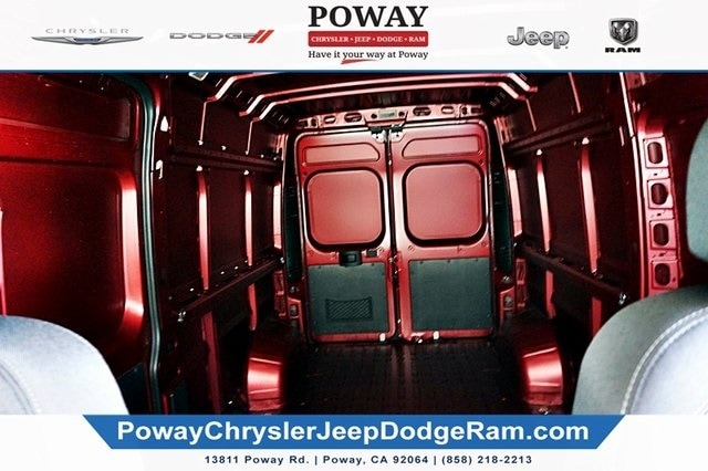 2019 ProMaster 2500 High Roof FWD,  Empty Cargo Van #C16910 - photo 22