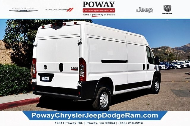 2019 ProMaster 2500 High Roof FWD,  Empty Cargo Van #C16915 - photo 9
