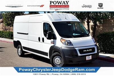 2019 ProMaster 2500 High Roof FWD,  Empty Cargo Van #C16915 - photo 3