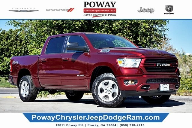 2019 Ram 1500 Crew Cab 4x4,  Pickup #C16927 - photo 1
